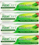 Original Triple Action Toothpaste - Fluoride Free - 100ml (4 pack)
