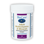 Adult Multivitamins & Minerals  ( 30 Veg Caps )