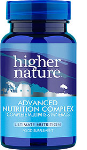 Advanced Nutrition Complex (High potency multivitamin/mineral) -180 veg tabs