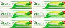 Whitening Toothpaste - Fluoride Free - 100ml (6 pack)