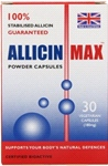 AllicinMAX™ Powder Capsules (30 Vegetarian Capsules)