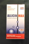 AllicinMAX™ Powder Capsules (180 Vegetarian Capsules)