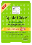 Apple Cider High Strength 720mg  (60 tablets)