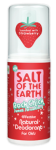 Salt of the Earth Rock Chick Sweet Strawberry Spray (100ml) - A natural deodorant for kids