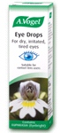 Eye drops (10ml) - containing Euphrasia - For dry, Tired and Irritated Eyes