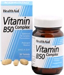 Vitamin B50 Complex - Prolonged Release(30 Tablets)