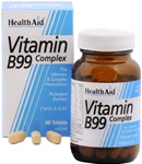 Vitamin B99 Complex - Prolonged Release(60 Tablets)