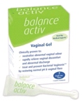 Balance Activ ( 7 SingleTubes) Vaginal Gel . As seen on TV - ONE PACK
