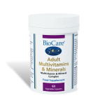 Adult Multivitamins & Minerals  (60 Veg Caps)