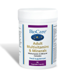 Adult Multivitamins & Minerals  (90 Veg Caps)