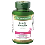 Beauty Complex with Biotin (60 Caplets)