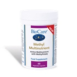 Methyl Multinutrient  (60 Vegetable Capsules)