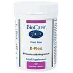 B-plex (without folic acid and vitamin B12)  Veg caps (60)