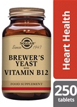 Brewer's Yeast with Vitamin B12 (250 Tablets)