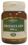 Bromelain- Proteolytic Digestive Enzyme 100mg 50 tabs