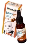 Baby Vit™ - Orange Flavour (Ages 0 to 4 Years)- 25ml Drops