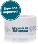 Magnesium Skin Body Butter (180ml)
