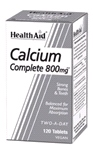 Calcium Complete 800mg (120 tablets)