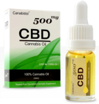 Canabidol CBD Cannabis Oil Dropper 500mg (10ml)