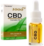 Canabidol CBD Cannabis Oil Dropper 1000mg (10ml)