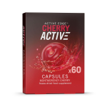 CherryActive®  (60 Capsules)  - Montmorency cherry  - As seen on TV & National Papers
