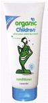 Organic Children Conditioner -Lavendar (200ml)