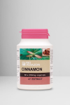 Cinnamon Extract 250mg (60 Vegicaps) - For a healthy blood sugar level.