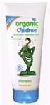 Organic Children Shampoo -Citrus & Aloe Vera (200ml)