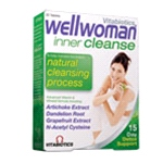 Wellwoman Inner Cleanse- formally called Detoxil ( 30 tabs ) - removes toxins from the body