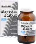 Magnesium & Calcium Tablets (90 tablets)