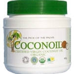 Organic Virgin Coconut Oil - 460g
