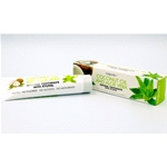 COCONUT OIL AND ALOE VERA NATURAL TOOTHPASTE WITH XYLITOL (100ML)