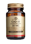 Coenzyme Q-10 30 mg  (30 Vegetable Capsules)