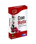 Cran Biotix ( 30 Veg. Capsules ) Combines Cranberry extract with a blend of lactobacilli bacteria.