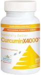 Curcumin X 4000™ (from Turmeric) - 180 Veg Caps