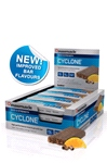 Cyclone bars  (60g Bar)- 12 per box  - Chocolate / Orange Flavour