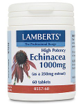 Echinacea 1000mg (providing 4% phenolic compounds) 60 tabs