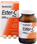 Ester C 500mg Plus (60 tablets)