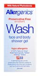 Allergenics Face & Body Shower Wash (200ml)