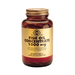 Fish Oil Concentrate 1000mg (60 Softgels)