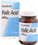 Folic Acid 400µg (90 tablets)