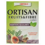 Ortisan Fruit Cubes (24) - AS SEEN ON TV & National Papers