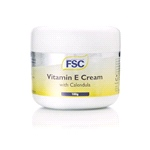 Vitamin E Cream With Calendula (100g)