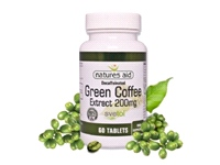 Green Coffee Extract 200mg (60 Tablets)