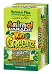 Animal Parade Kid Greenz (90 chewable-tropical fruit flavour)