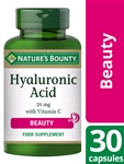 Hyaluronic Acid 50mg (60 Vegetarian Caps)