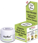 HayMax Frankincense (5ml) - Organic Pollen Barrier Balm for Hayfever