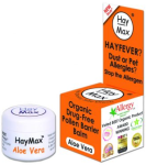 HayMax Aloe Vera (5ml) - Organic Pollen Barrier Balm for Hayfever