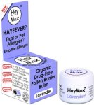 HayMax Lavender (5ml) - Organic Pollen Barrier Balm for Hayfever