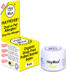 HayMax Pure (5ml) -  Organic Pollen Barrier Balm